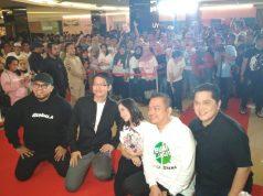 Erick Thohir: Film Gundala Bukan Hanya Balik Modal