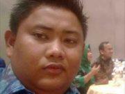 Ketua sementara DPRD Lampung Utara, Rendy Apriansyah