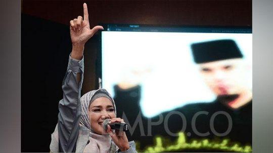 KPU Tetapkan Istri Ahmad Dhani Lolos ke DPR