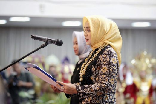 Ini Harapan Gubernur Lampung kepada Pengurus Dekranasda