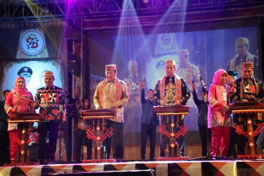 Liwa Fair 2019 Menyuguhkan Keharuman Kopi Robusta Lampung Barat