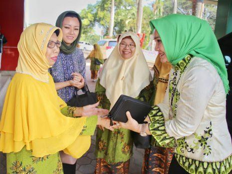 Guru PAUD Lampung Diajak Perhatikan Pendidikan Karakter Anak Usia Dini