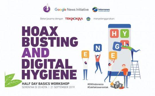 UKPM Teknokra akan Gelar Workshop Hoax Busting dan Digital Hygiene