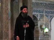 Abu Bakr al-Baghdadi, Pemimpin ISIS diduga sudah tewas dalam sebuah operasi yang dilakukan Amerika Serikat. Sumber: Reuters