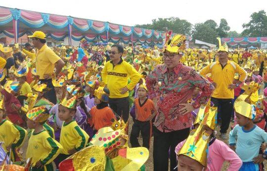 Pemkab Lamtim Gelar Gebyar Kreasi PAUD Tingkat Kabupaten