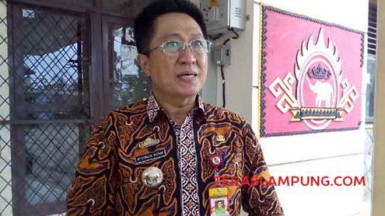 Kepala Dinas PUPR Lampung Utara, Syahrizal Adhar