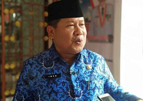 Kepala Dinas Pekerjaan Umum Kota Bandarlampung Iwan Gunawan