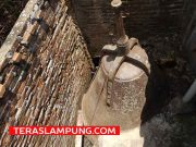 Lampu suar saksi sejarah dahsyatnya letuhan Gunung Anak Krakatau, berada di Kelurahan Gedung Pakuon, Kecamatan Telukbetung Selatan.