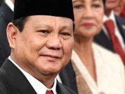 Menteri Pertahanan Prabowo Subianto