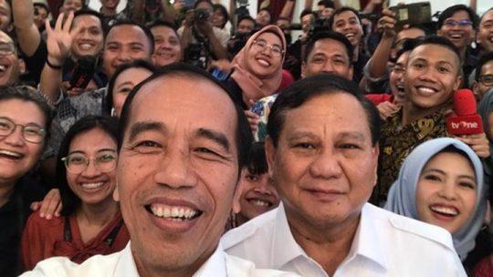 Prabowo Dukung Pemerintah Pindahkan Ibu Kota