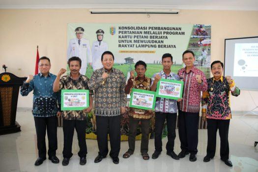 Arinal Siapkan Kartu Petani Berjaya Jadi Pilot Project Nasional