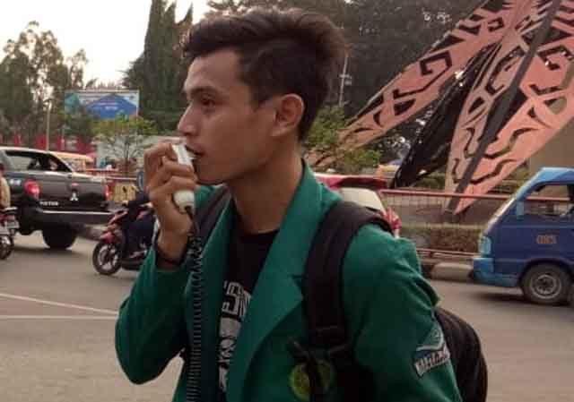 Ketua Umum Himatika UMKO, Deni Kurniawan