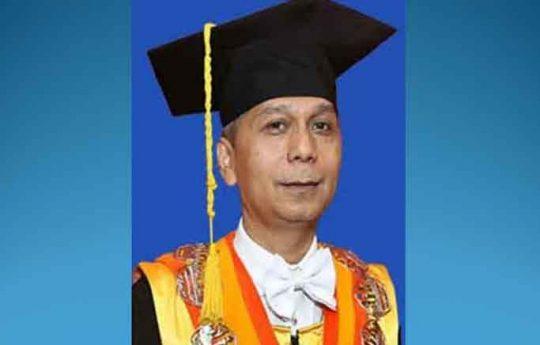 Prof. Dr. Karomani, Rektor Baru Unila Penghapus Dominasi Fakultas Pertanian