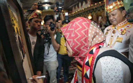 Wagub-Para Tokoh Lampung Tandatangani Komitmen Kerukunan Umat Beragama