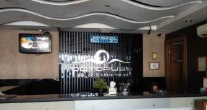 Octoplus Spa Lampung di Jalan Ikan Hiu, Bandarlampung