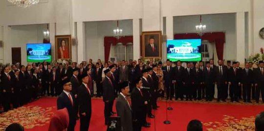 Reshuffle Kabinet, Ini Tiga Menteri yang Dapat Catatan Khusus Indef