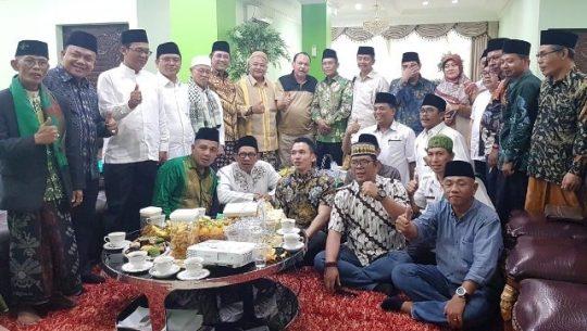 Muktamar NU, Rais Aam KH Miftachul Akhyar Tinjau Lampung
