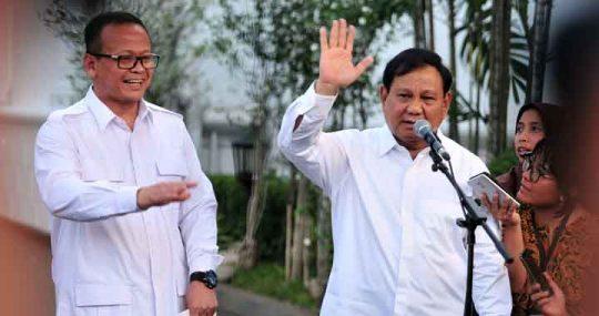 Prabowo Masuk Kabinet, Ribut di Medsos Berkurang