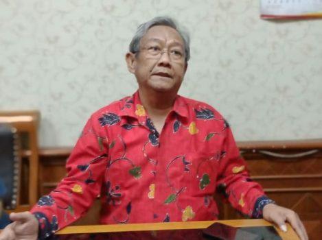 Wakil Ketua Badan Pemenangan Pemilu PDIP Solo, Putut Gunawan. Foto: Joglosemarnews/Triawati PP
