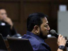 Mantan Ketua DPR RI Setya Novanto - Antara