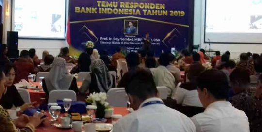 Temu Responden Bank Indonesia Cabang Lampung 2019.