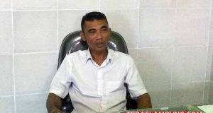 Sekretaris Desa Titiwangi, Muh Barudin