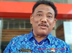 Kepala Bappeda Kota Bandarlampung Khaidarmansyah
