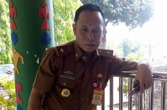 Kepala Inspektorat Lampung Utara, Mankodri