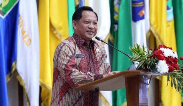 Menteri Dalam Negeri, Tito Karnavian