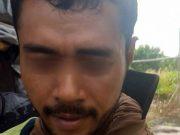 Mulyadi, tersangka pembunuh dua pedagang sapi asal Lampung Timur (Istimewa)
