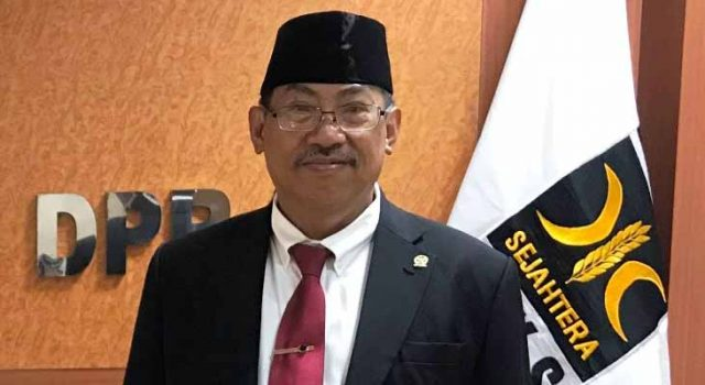 Wakil Ketua Fraksi PKS DPR RI, Mulyanto