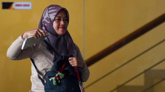 Kasus Suap Kementerian PUPR, Wagub Lampung Penuhi Panggilan KPK