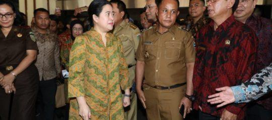Penambangan Pasir Gunung Anak Krakatau,  Plt Bupati Lamsel Lapor Ketua DPR RI