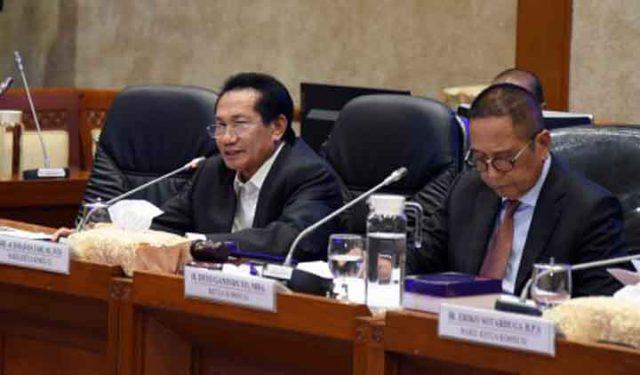 Wakil Ketua Komisi XI DPR RI Achmad Hatari