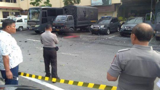 Pelaku Bom di Polrestabes Medan Mengaku Ingin Bikin SKCK