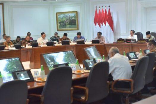 Jokowi Ingin Sentra Ekonomi di Rest Area Diisi Kopi dan Makanan Lokal