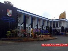 Kantor Pemkab Lampung Utara (Foto: © Teraslampung.com)