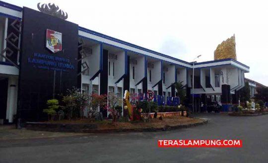 Perbup Belum Kelar, Penghapusan Dua Bagian Sekretariat Kabupaten Lampura Mulur