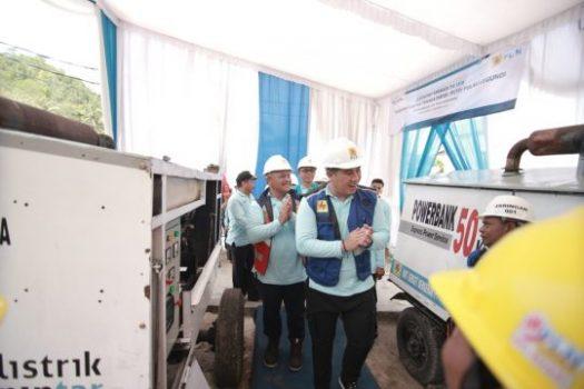 PLN Lampung Operasikan PLTD 24 Jam di Pulau Legundi
