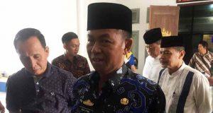Plt Bupati Lampung Utara, Budi Utomo