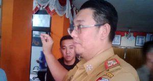 Pelaksana Tugas Direktur RSUR, Syah Indra Husada Lubis