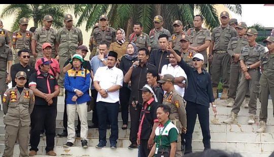 Penambangan Pasir GAK, DPRD Lampung Segera Keluarkan Rekomendasi Pencabutan Izin PT LIP
