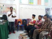 Endro S. Yahman pada acara Sosialisasi Empat Pilar Kebangsaan di Kecamatan Palas, Lampung Selatan, Jumat (6/12/2019).