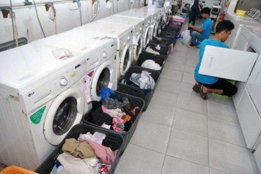 Usaha Laundry di Lingkungan Kosan