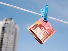 lustrasi Money Laundring/Pencucian Uang. Shutterstock