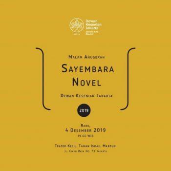 Ini Para Pemenang Sayembara Novel, Kritik Sastra, dan Cerita Anak DKJ 2019