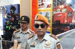 Executive Vice President (EVP) PT KAI Divre IV Tanjungkarang, Sulthon Hasanudin