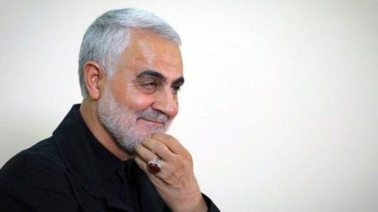 Jenderal Soleimani dikenal sebagai tokoh kunci dalam pemerintah Iran. Foto: AFP