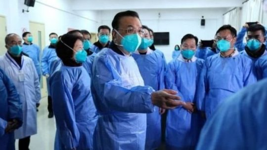 Korban Meninggal di China karena Virus Corona Jadi 106 Orang