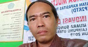 Ahmad Muslimin (Foto: Istimewa)